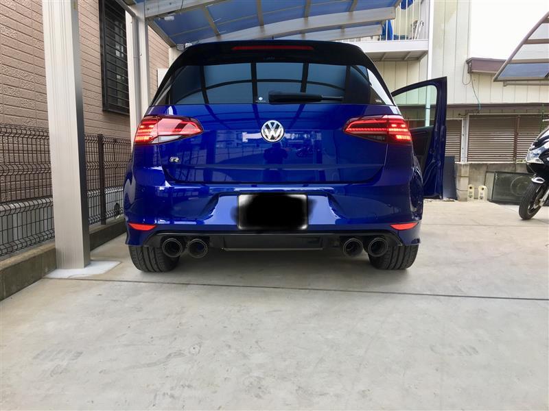 VW  / フォルクスワーゲン純正 ゴルフ7.5用テールランプ