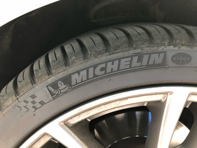 MICHELIN Pilot Sport 3 255/35ZR19