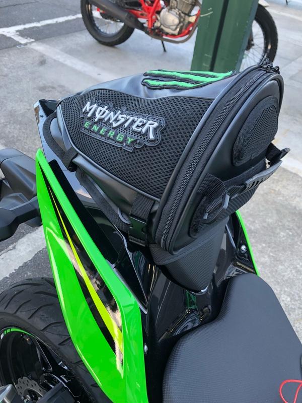 Monster Energy Seat bag