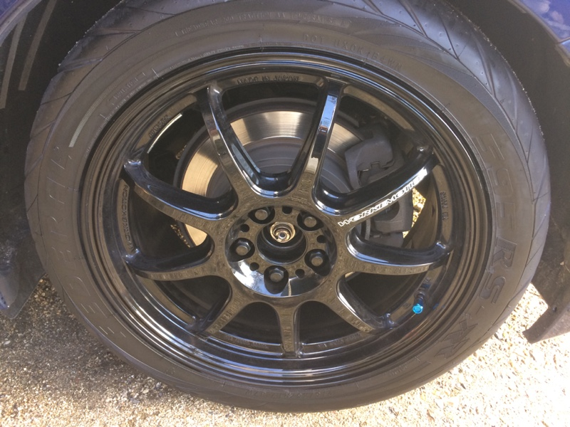 FEDERAL 595RS-RR 215/45ZR17