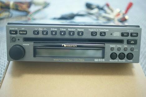Nakamichi CD-700Ⅱ