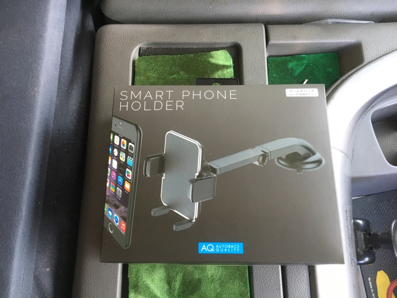 不明 携帯ホルダー