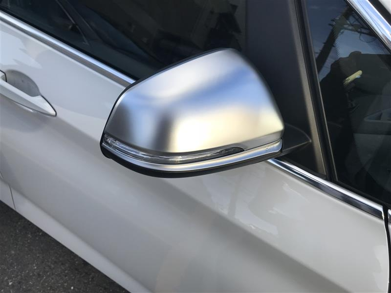 不明 BMW Outer Mirror Cover