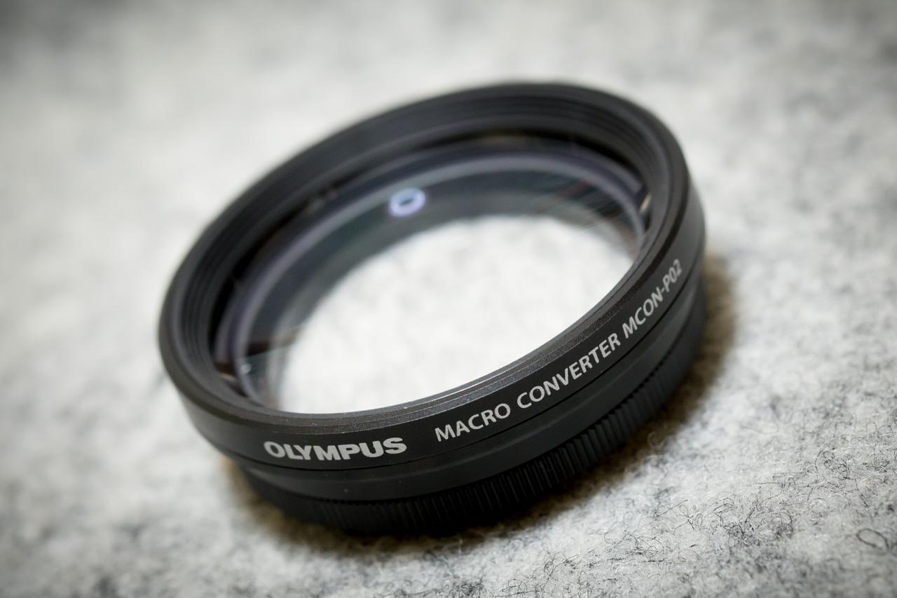 OLYMPUS MACRO CONVERTER MCON-P02