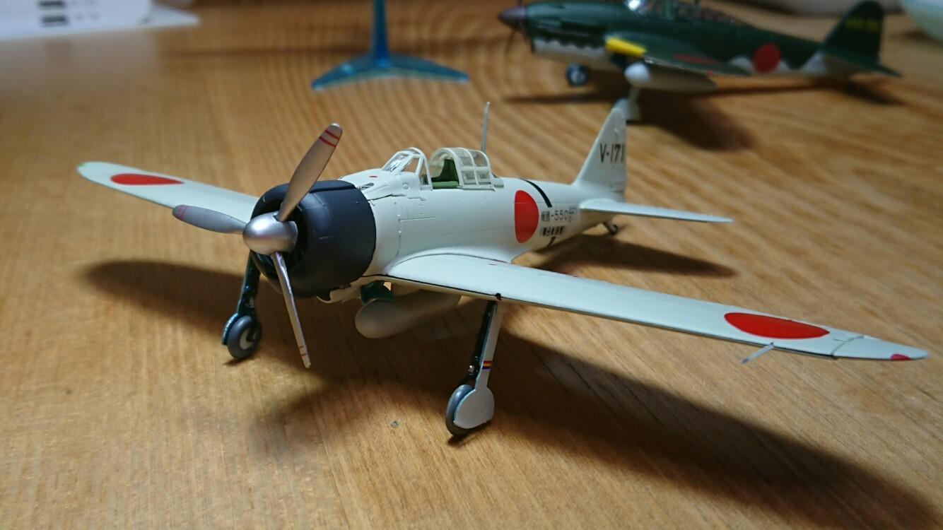 F-Toys 1/72 零式艦上戦闘機 21型 台南航空隊