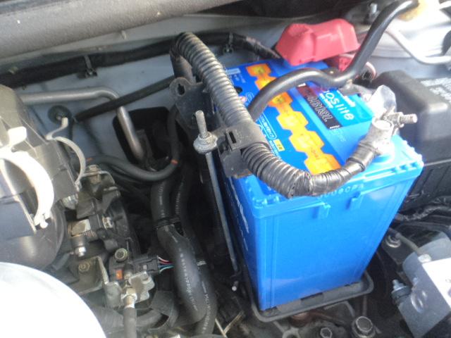 Panasonic Blue Battery caos lite N-44B19L/CL