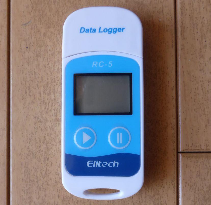Elitech RC-5   温度ロガー