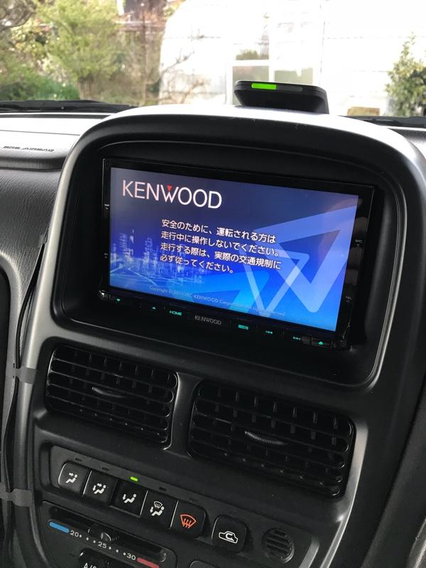 KENWOOD MDV-X702