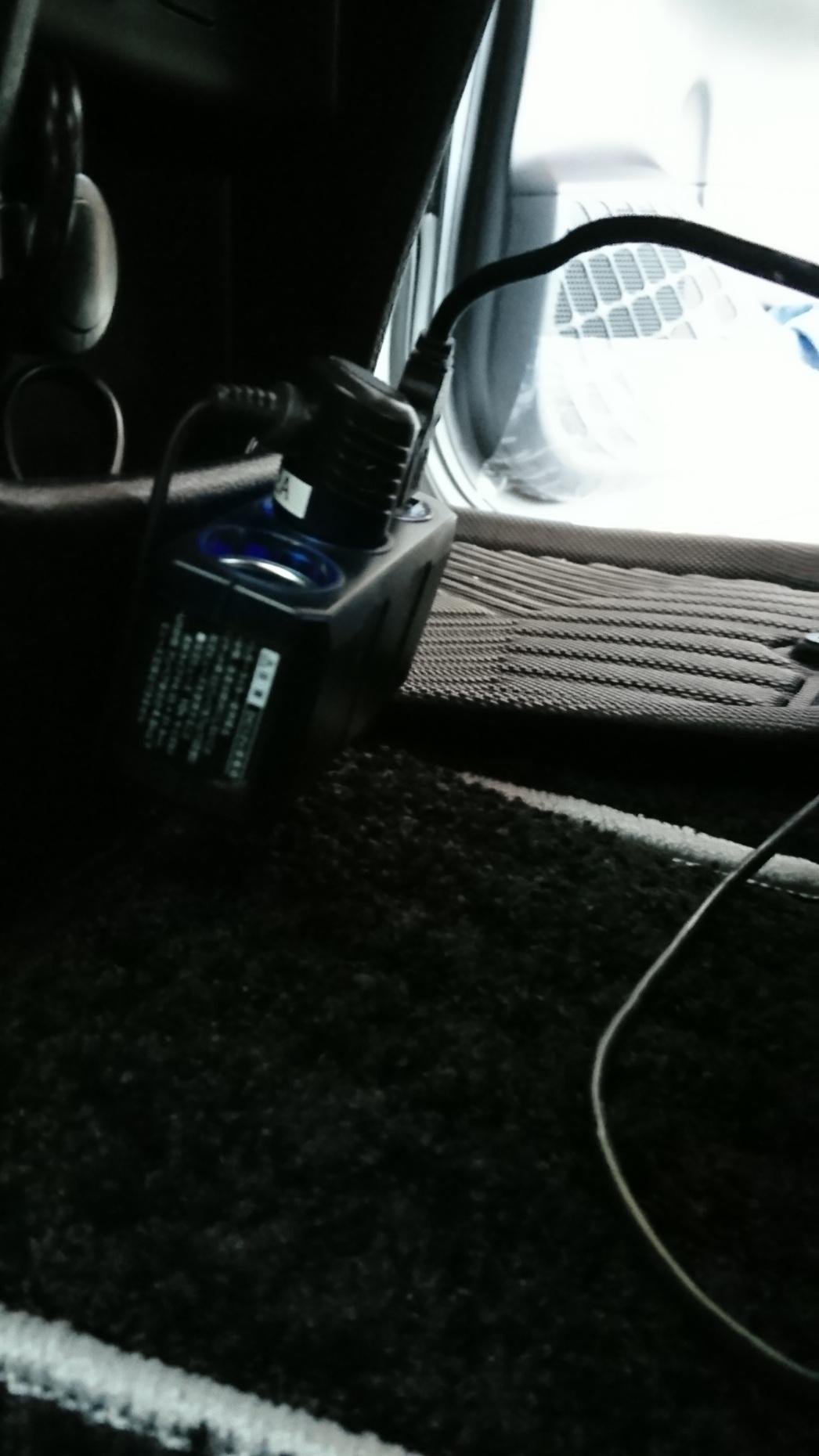 YAC PZ-610 リングライトソケット ツイン+USB2