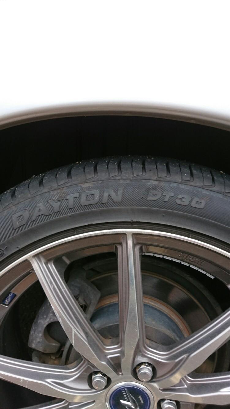 DAYTON DT30 215/45/17R