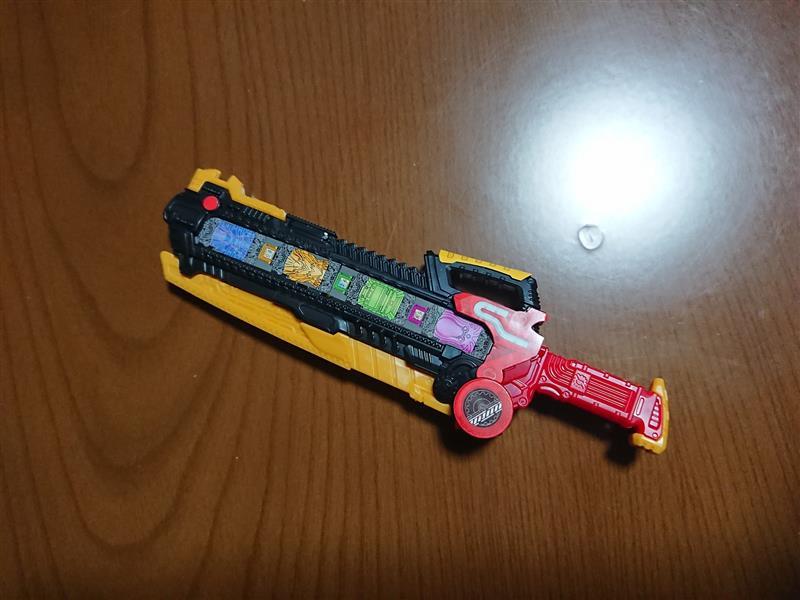 株式会社バンダイ 仮面ライダービルドラクラクモデラ―4th フルボトルバスター