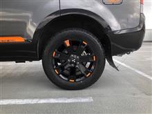 デリカD:5三菱自動車(純正) アクティブギア オリジナルDIYデカールの全体画像