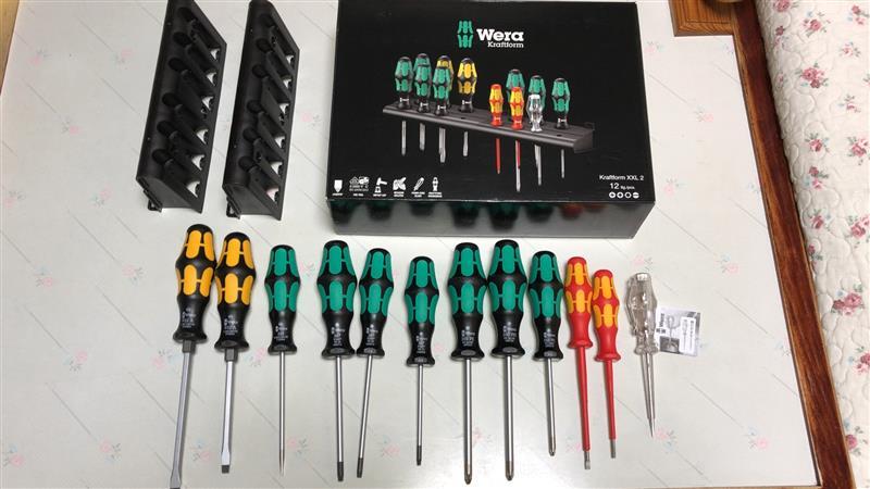 Wera Wera(ヴェラ) クラフトフォームXXL TX ドライバーセット 051011 [並行輸入品]