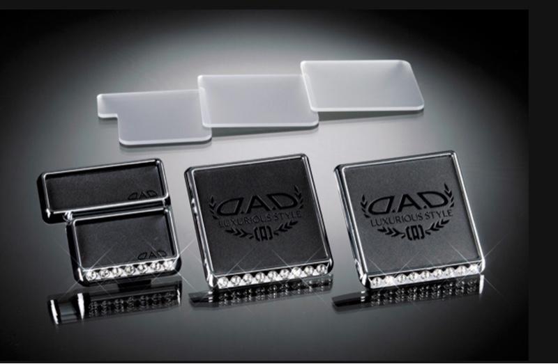 D.A.D / GARSON  ラグジュアリークリスタルコースター