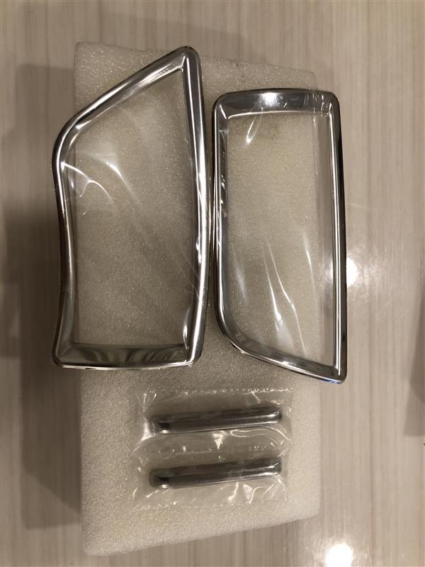 SAMURAI PRODUCE ヴェルファイア アルファード 30系 カスタム パーツ エアコン吹出し口 インテリアパネル