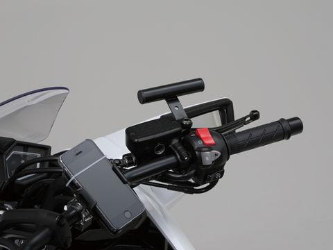 DAYTONA(バイク) マルチバーホルダー ミラークランプタイプ