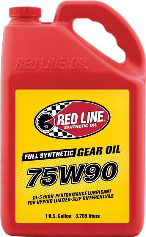 RED LINE Gear Oil 75W-90