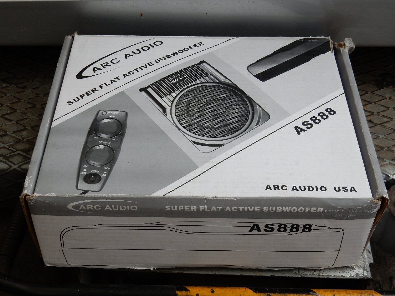 ARC AUDIO AS888