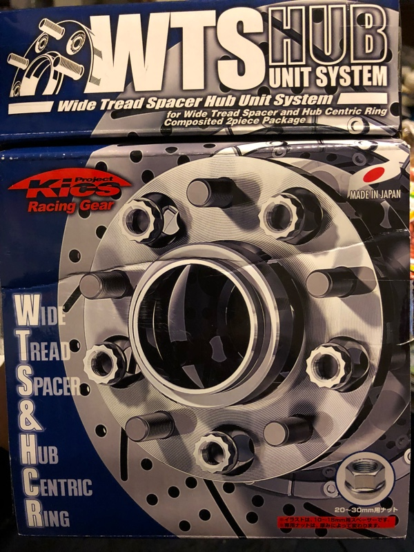 KYO-EI / 協永産業 KicS Racing gear W.T.S. ハブユニットシステム