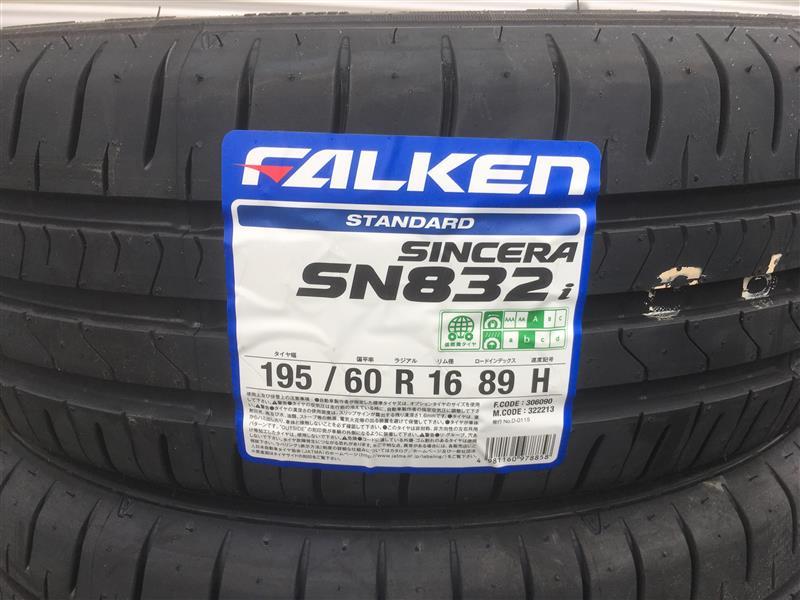 FALKEN SINCERA SINCERA SN832i 195/60R16