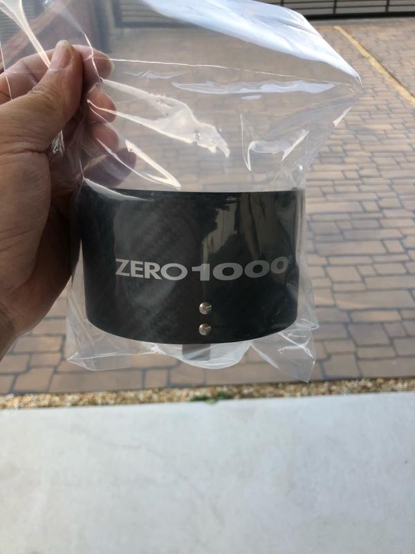 ZERO-1000 / 零1000 カーボンフィルターシールド