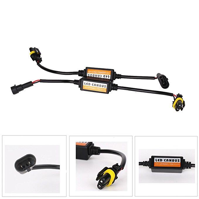 Lightronic 9005(HB3)/9006(HB4) LEDヘッドライト用キャンセラー