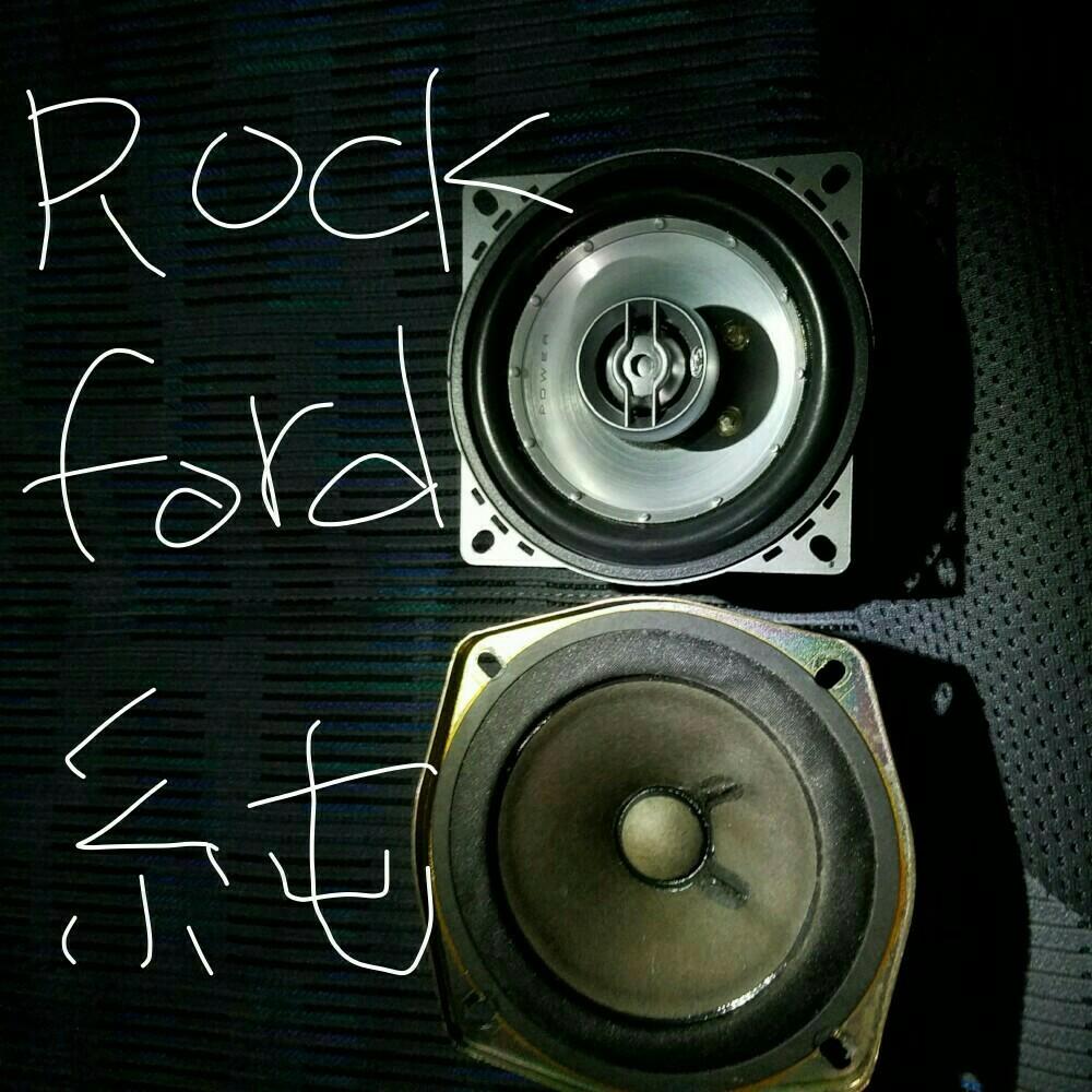 Rockford Fosgate T142C