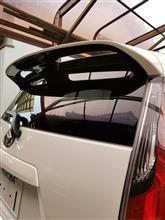 アクアG'sトヨタ(純正) リヤスポイラー(大型)の全体画像