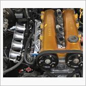 MARUHA MOTORS 4連インジェクション システム