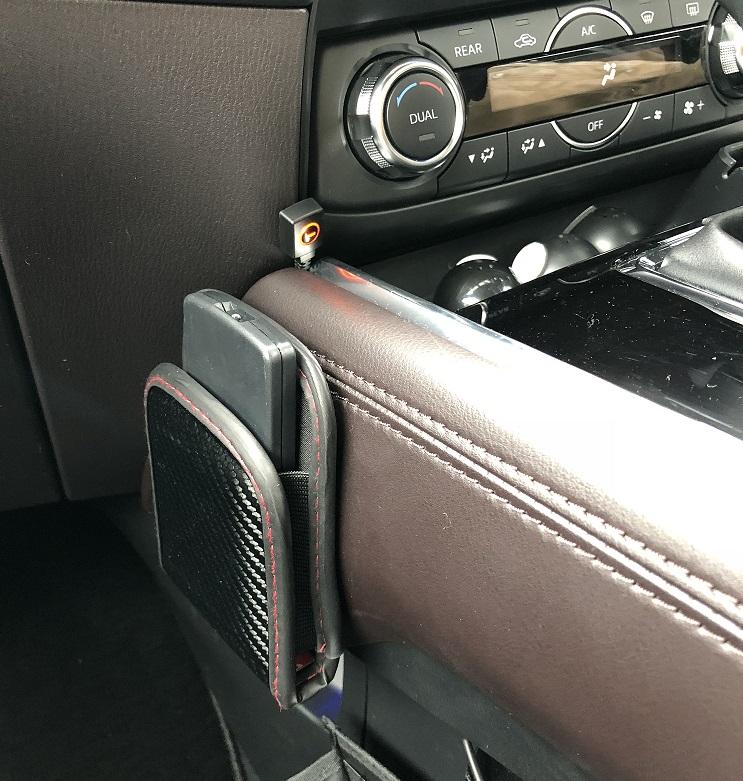 SEIWA W843 フィットポケットS