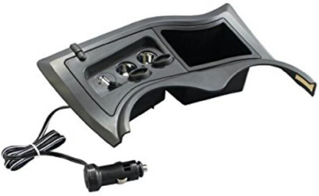 YAC SY-A6 アクア専用フロントコンソール電源BOX