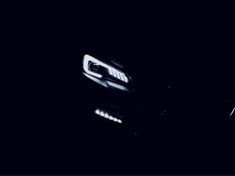 スバル(純正) LEDアクセサリーライナー
