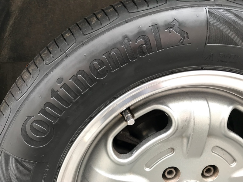 Continental ComfortContact CC6 195/65R15