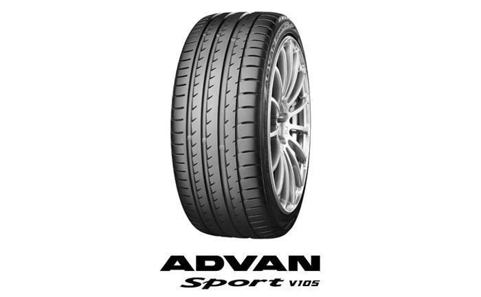YOKOHAMA ADVAN ADVAN Sport 235/40ZR18