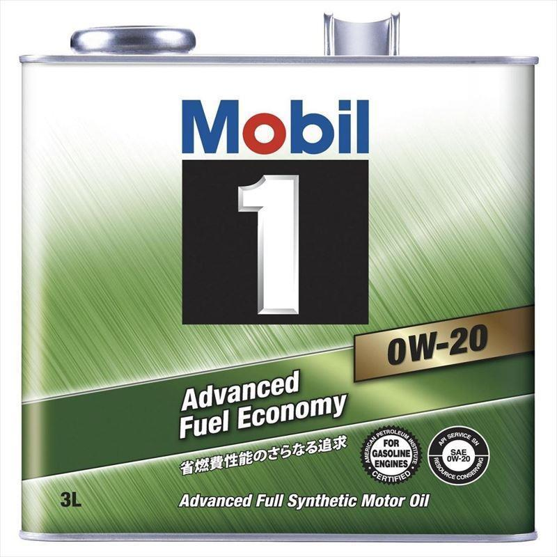 Mobil Mobil 1 SERIES Mobil 1 Advanced Fuel Economy 0W-20