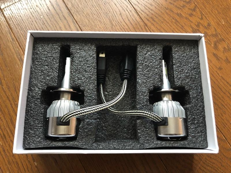 メーカー不明 LEDバルブ H7