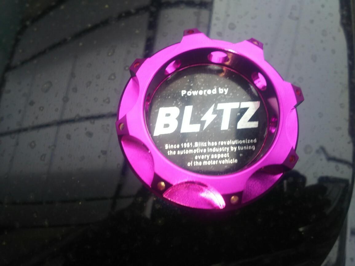 BLITZ オイルフィラーキャップ
