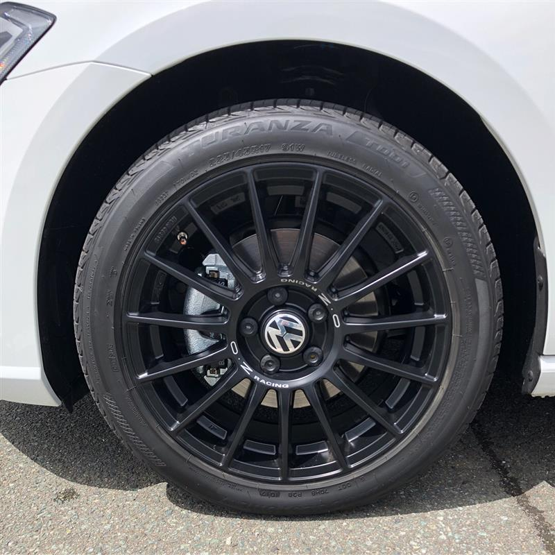 O・Z / O・Z Racing Superturismo-LM for VW 17インチ 7.5J