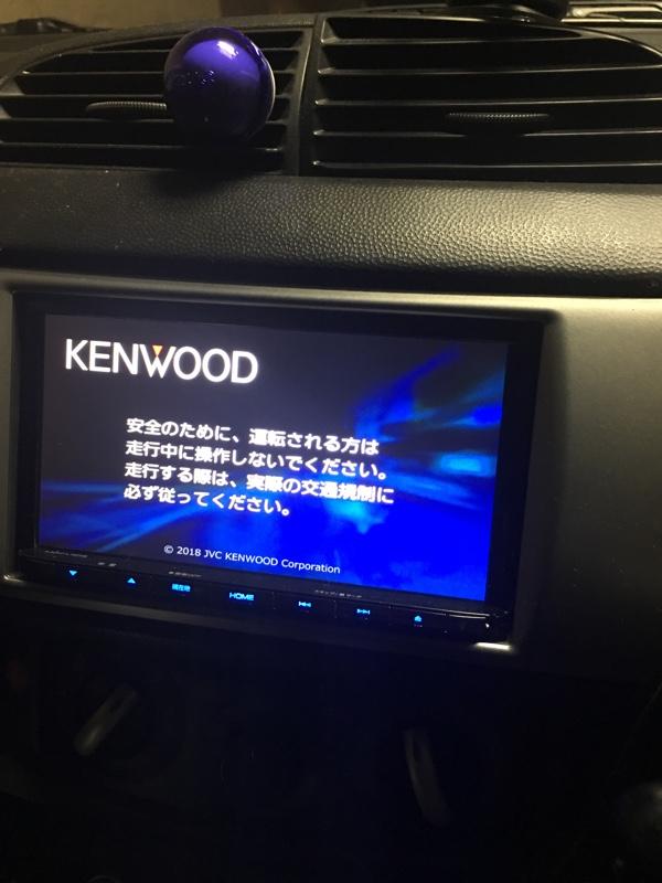 KENWOOD MDV-L403
