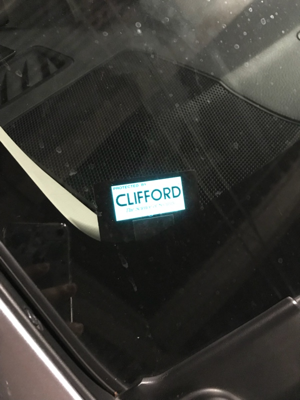 CLIFFORD ELスキャナー