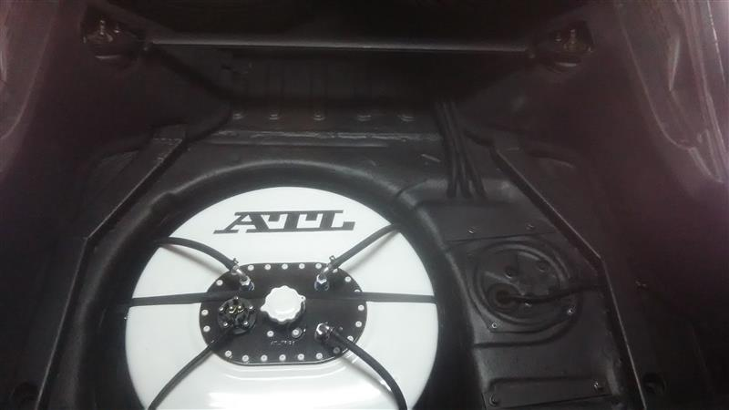 ATL Well-Cell Fuel Cell 45L 安全タンク