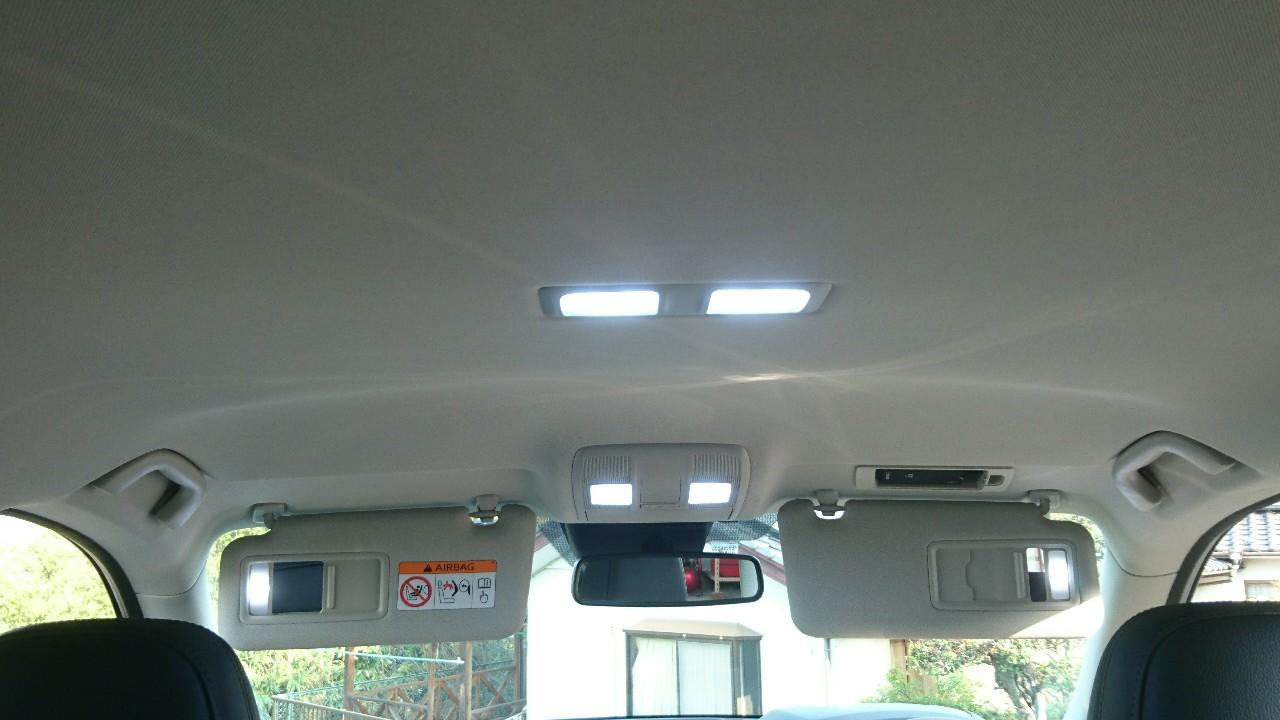 SAMURAI PRODUCE LEDルームランプセット