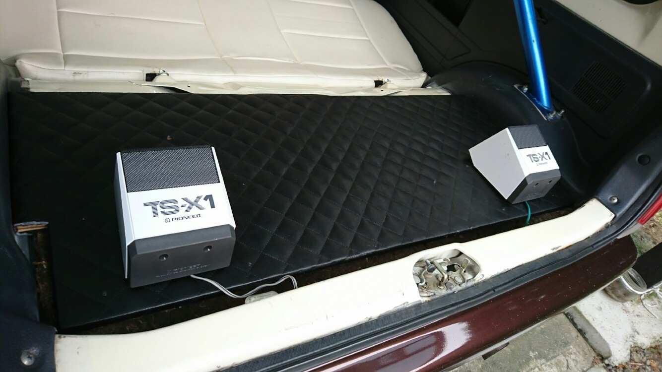 PIONEER / carrozzeria TS-X1