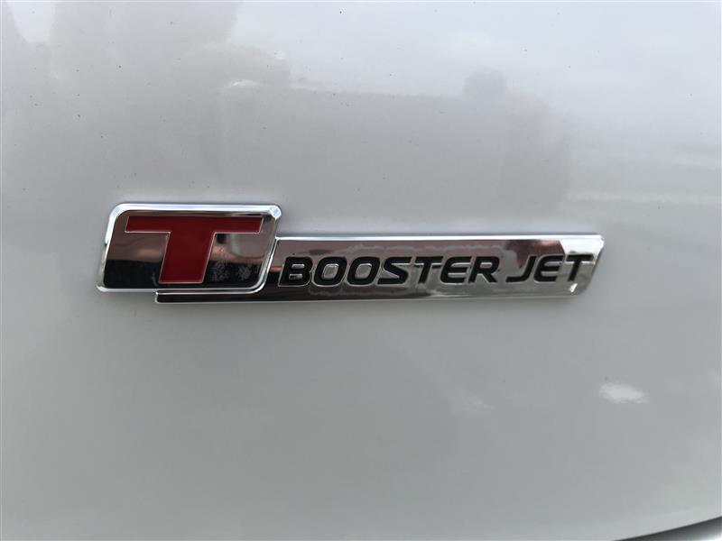 長安鈴木 T-BoosterJetエンジンエンブレム