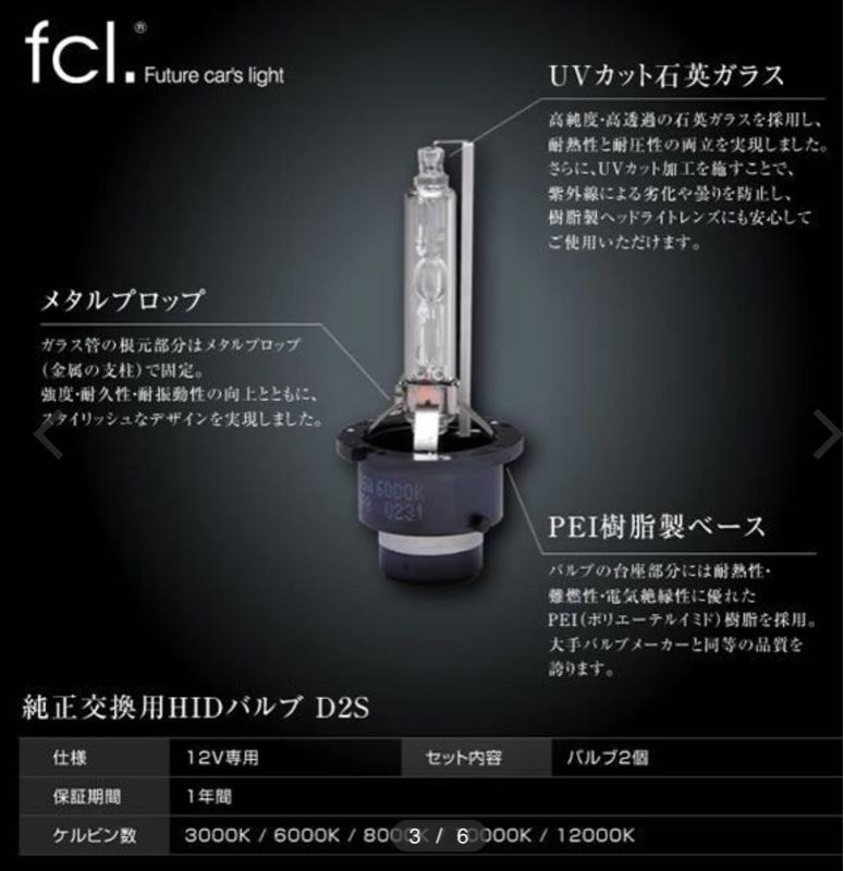 REIZ TRADING LEDヘッドライト
