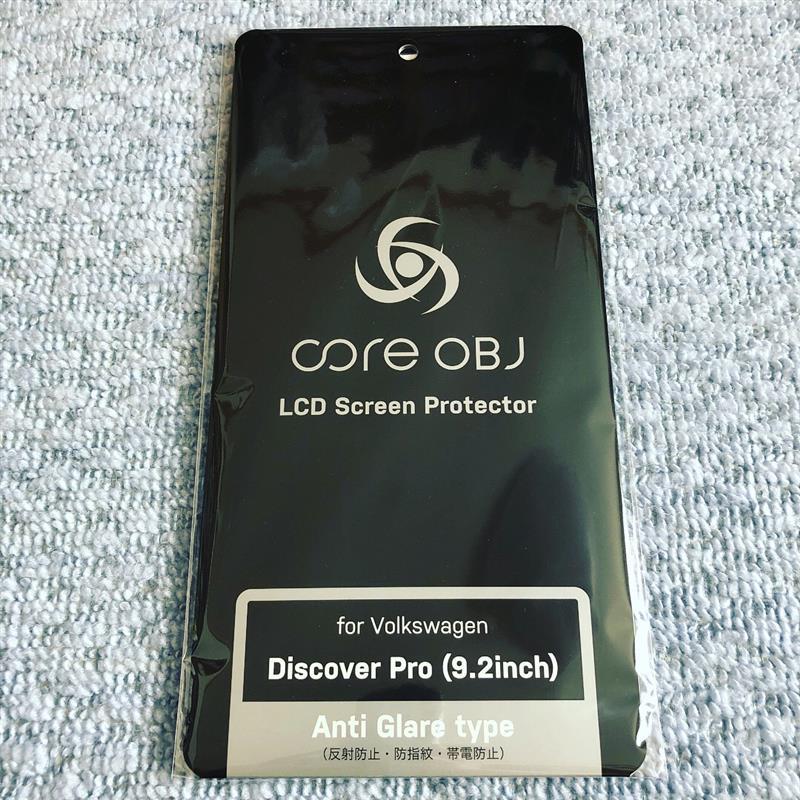 CodeTech core OBJ LCD Screen Protector(アンチグレアタイプ)