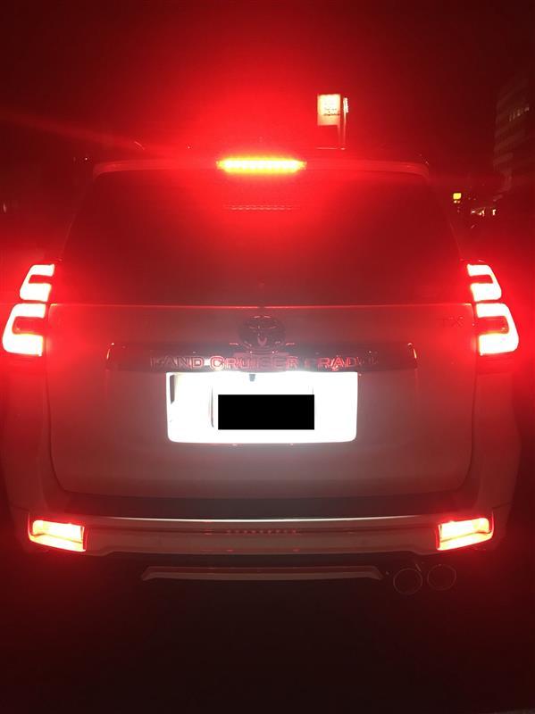 ユアーズ 150プラド専用LEDナンバー灯