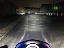 マジェスティSe-auto fun LED HEADLIGHT T8 H4の全体画像