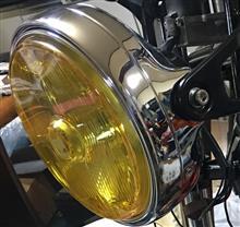 RZ250RMARCHAL 889ヘッドライトの全体画像