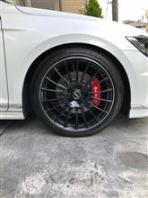 パサート セダンTWS / TAN-EI-SYA WHEEL SUPPLY TWS EXlete 118F monoblockの単体画像